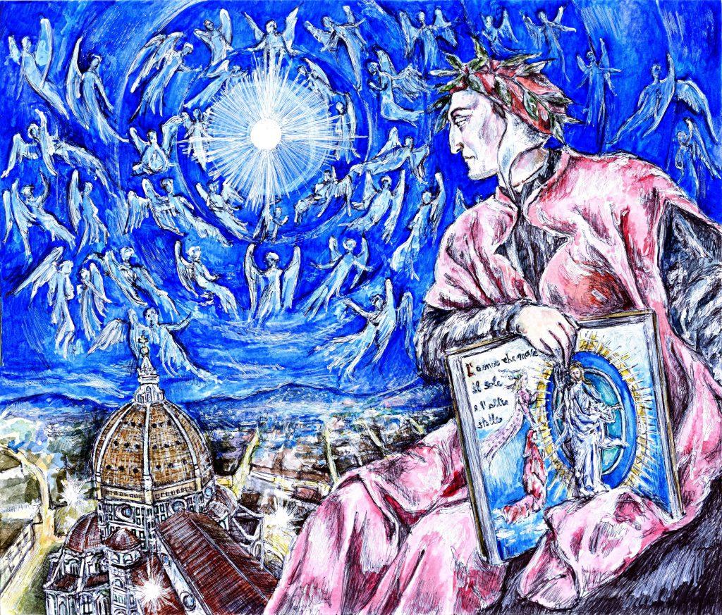 visitare Ravenna lettura della Divina Commedia