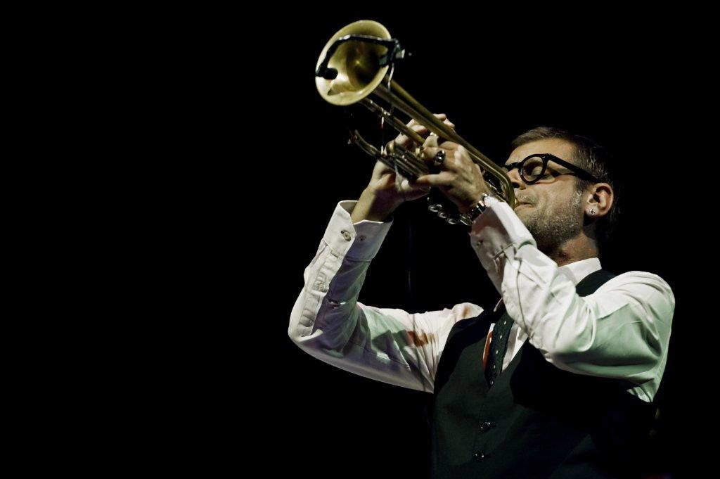 Crossroads Jazz festival, Fabrizio Bosso alla Tromba