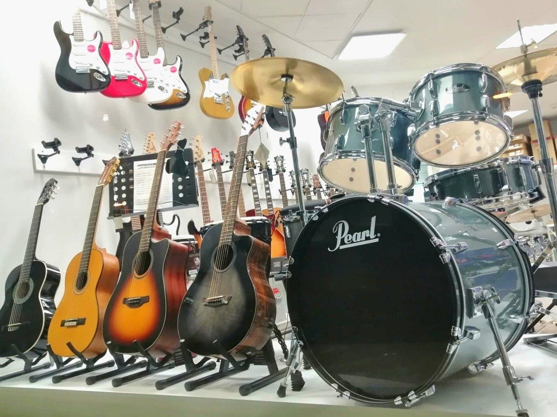 Strumenti musicali a Lugo: Back Corner Music Shop