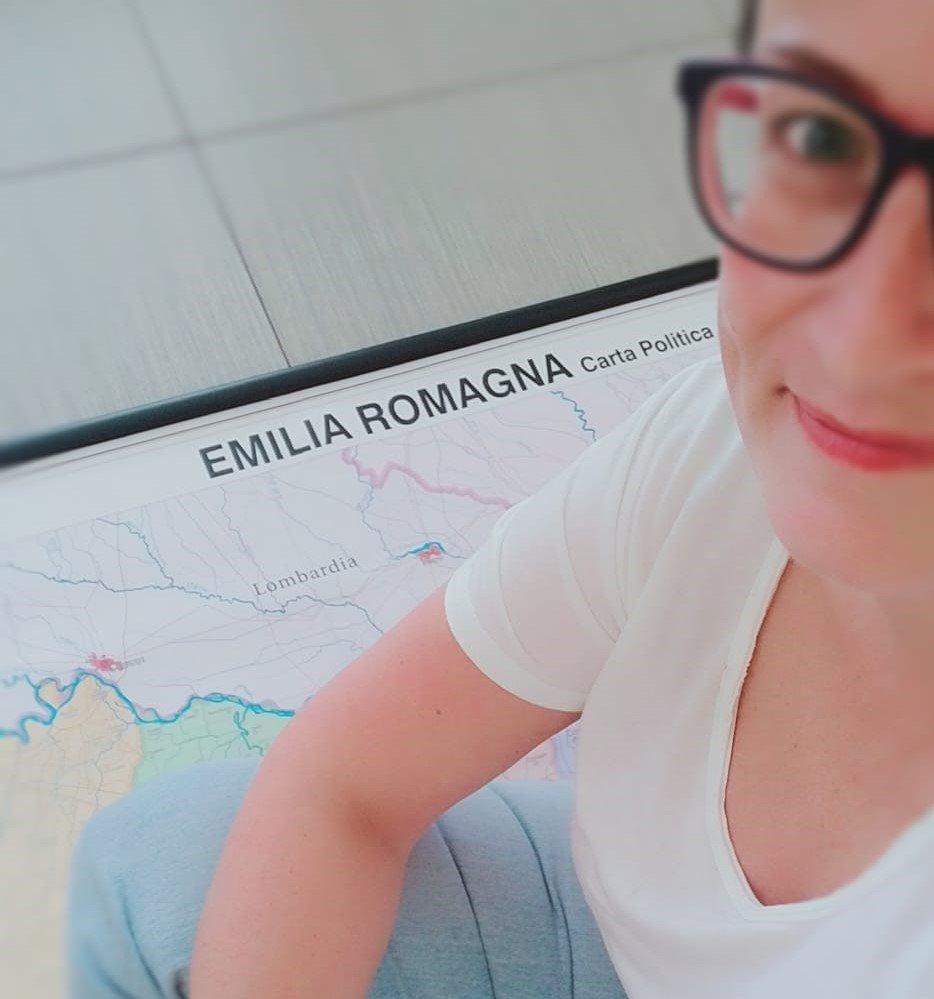 Elena Resta Comunicazione progetti di comunicazione, selfie