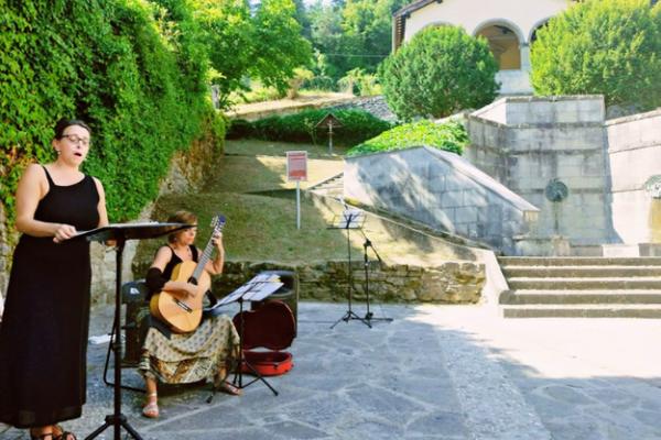 Vacanze culturali tra Romagna e Toscana: non solo sport & outdoor per l'estate di Palazzuolo sul Senio