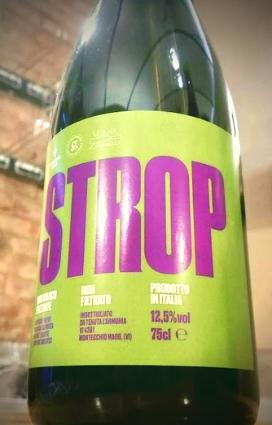 STROP etichetta anarchica di vini naturali