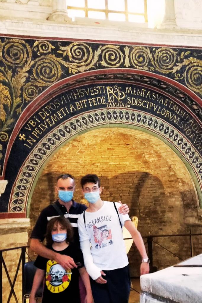 La mia famiglia in vacanza a Ravenna, le vacanze in Romagna con Bambini sono una sicurezza